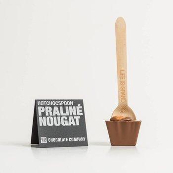 - HOTCHOCSPOON praliné nougat (milch)