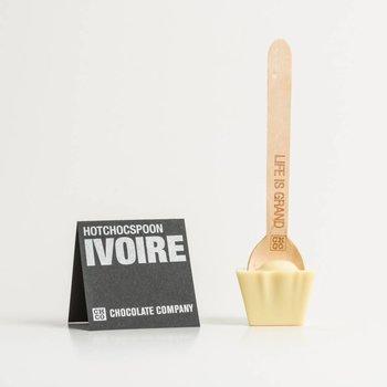 - HOTCHOCSPOON ivoire (weiss)