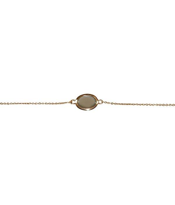 Isabelle Langlois Armband Elegance mit Perlen und Mondstein