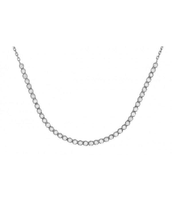 """Redline Halskette """"Marilyn"""" Weißgold"""