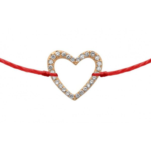 "Armband ""Coeur"""