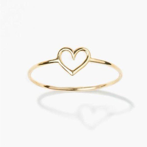 Ring Coeur