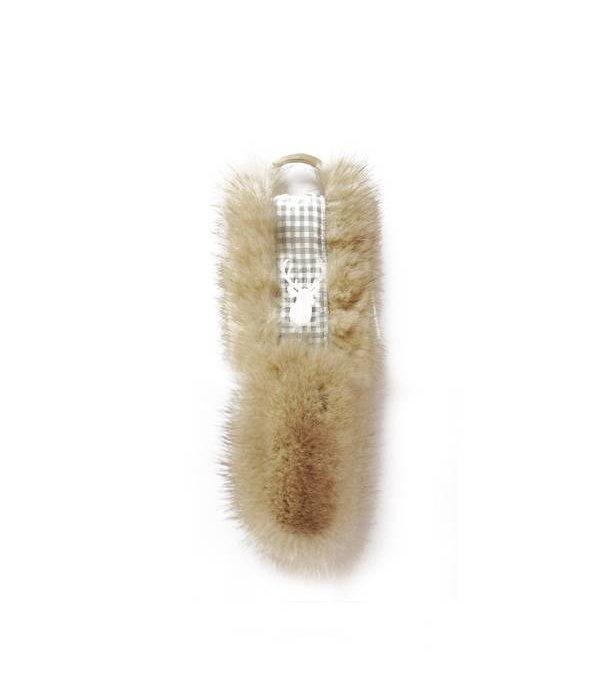 MyNerz Schlüsselanhänger Elchcreme - 15 cm