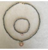 Michele M - Collection Privee Armand Herz mit Diamanten
