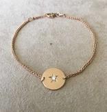 Michele M - Collection Privee Armband Etoile