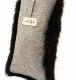 MyNerz Handy-Tasche grau