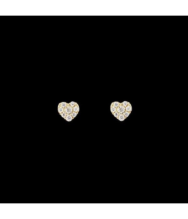 """Djula Diamantohrringe """"Coeur"""""""