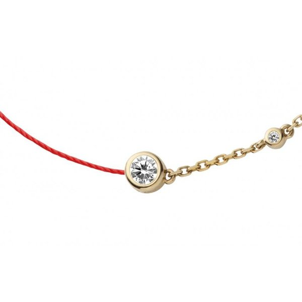 Armband Pure Explosion double 18Kt Gelbgold