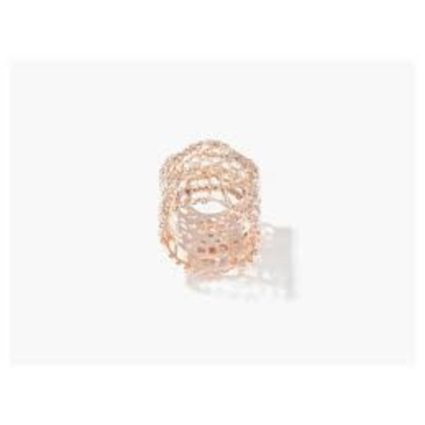 Ring Dentelle Vintage in Roségold
