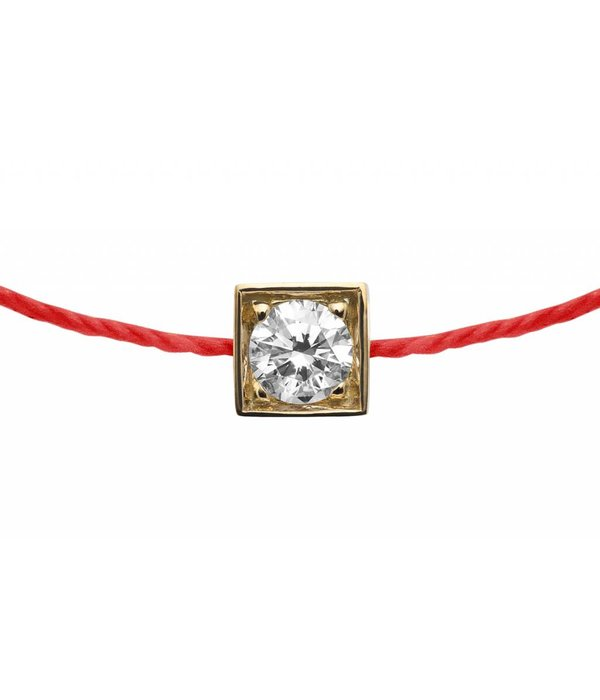 Redline Armband Cube 18 Kt Gelbgold
