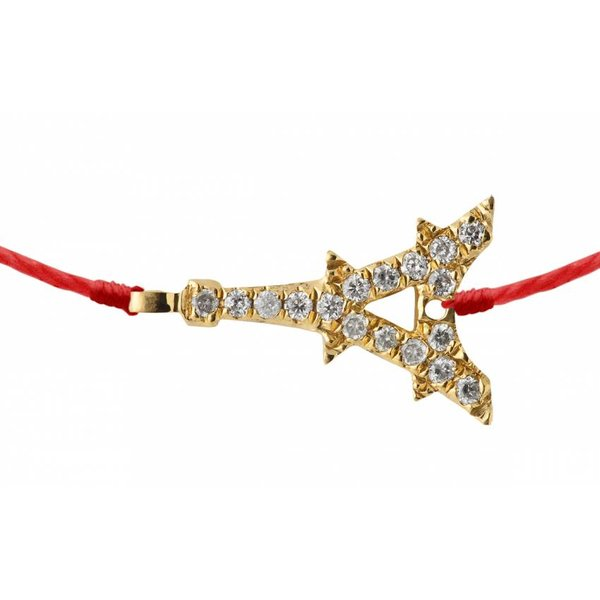 "Armband ""Paris"" in 18Kt Gelbgold"