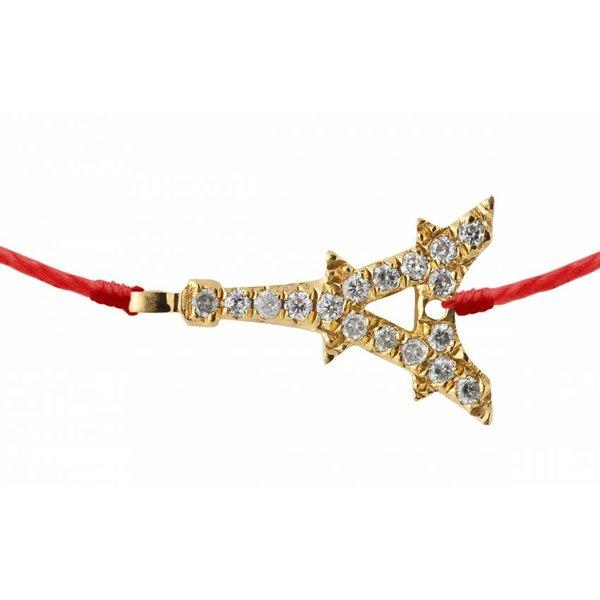 "Armband ""Paris"" in 18Kt Gelbgold"