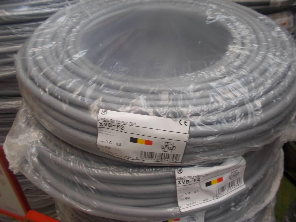 Xvb kabel 3g2 5 rol 50m