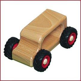 Fagus Houten mini auto Oldie