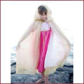 Trullala Prinsessencape Royal Gold Rosa