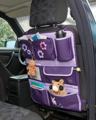 l ssig auto organizer wrap to go wildlife elephant. Black Bedroom Furniture Sets. Home Design Ideas