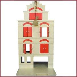 Van Dijk Toys Houten Pakhuis