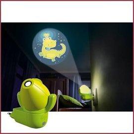 Haba Stopcontact projectorlampje Goedenacht Draakjes