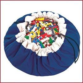 Play & Go Speelgoed opbergzak - Cobalt Blauw