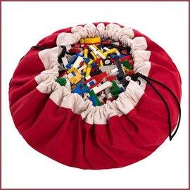 Play & Go Speelgoed opbergzak - Rood