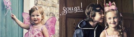 Souza for kids verkleedkleding -baboffel.nl