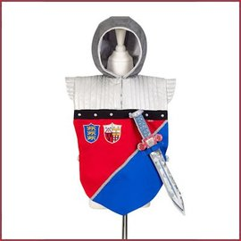 Souza for kids Ridder Frederik tuniek met zwaard