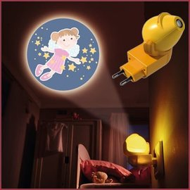 Haba Stopcontact projectorlampje Dromenbeschermengelen