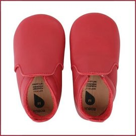 Bobux Slofjes Red Loafer