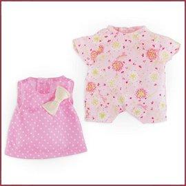 Corolle Mini kledingsetje Dressing Rose (20 cm)