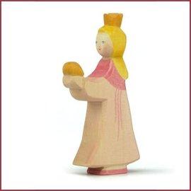 Ostheimer Prinses voor kikkerkoning