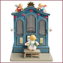 Wendt & Kühn Muziekdoos Orgel met 36-stemmig muziekwerkje