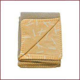 Lodger Dreamer wiegdeken wafel Honeycomb - Spring