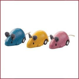 Plantoys Moving Mouse