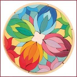Grimms Grote Mandala puzzel - Lara