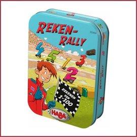 Haba Spel - Reken Rally