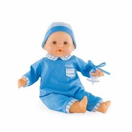 Corolle Babypop Classique Blauw/Bleu