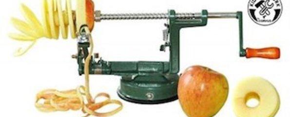 Appeltijd, appeltaart, alles met de appel