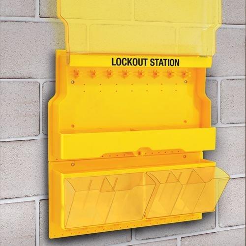 Lockout Stationen leer
