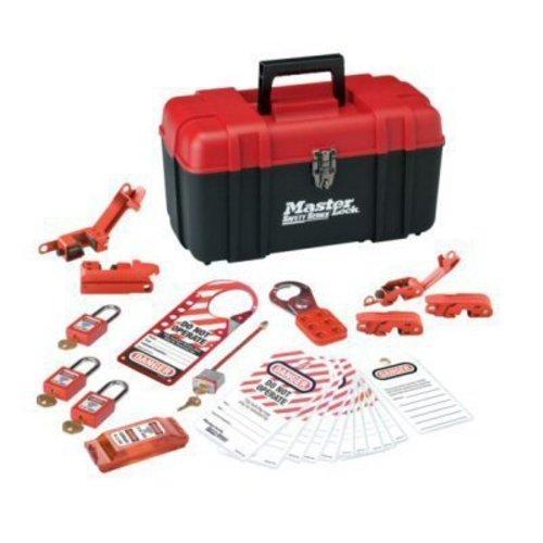 Gefüllte Lockout Werkzeugkasten 1457E410KA