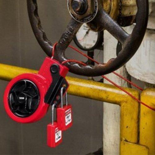 Neues Lockout-Tagout-Kabelverriegelungssystem von Master Lock