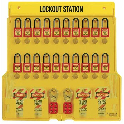 Lockout Station 1484BP406