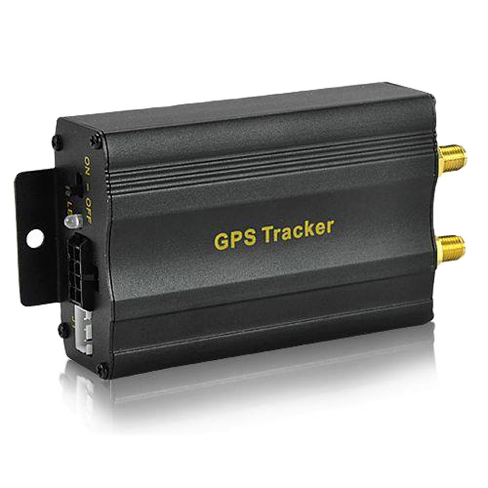 GPS volgsysteem voertuigen
