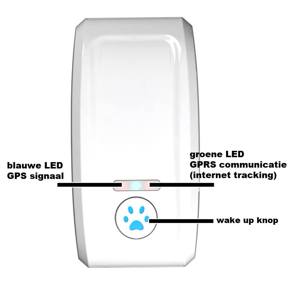 Pet GPS tracker voor honden