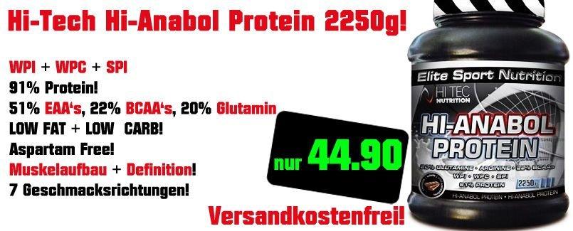 Hi-Tec Hi-Anabol Protein