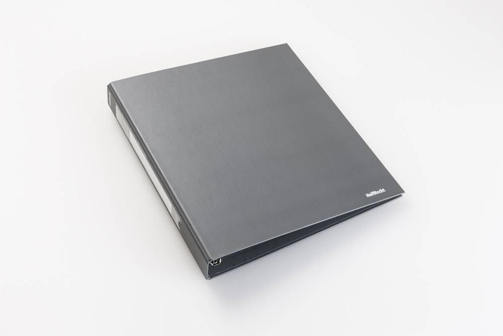 HelfRecht-Arbeitsordner A4 - Rücken 45mm breit
