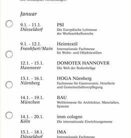 Internationale Messen in Deutschland