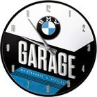 BMW BMW Wall Clock Garage