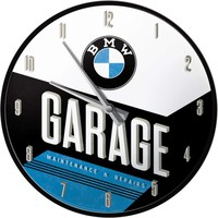 BMW BMW Wall Clock Garage
