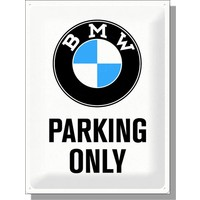BMW BMW Parking Only