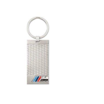 BMW BMW M-Style Sleutelhanger van roestvast staal.